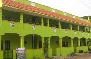 Saravanampatti working womens hostel